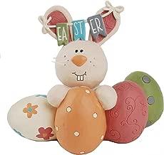 Blossom Bucket Easter Bunny W/Eggs Home décor