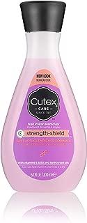 Cutex Nail Polish Remover Strength-Shield - 200 ml
