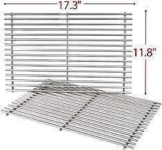 Best weber genesis 310 stainless steel grates Reviews