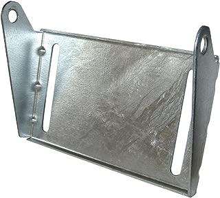 C.E. Smith Galvanized Panel Bracket 10 - 10304G40