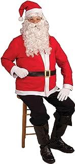 Santa Claus Jacket and Hat Set