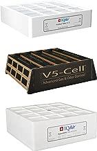 Genuine Original IQAir HealthPro Plus 3-Filter Replacement Bundle [PreMax F8, V5-Cell Gas & Odor Control, HyperHEPA - Medical-Grade Air] Swiss Made