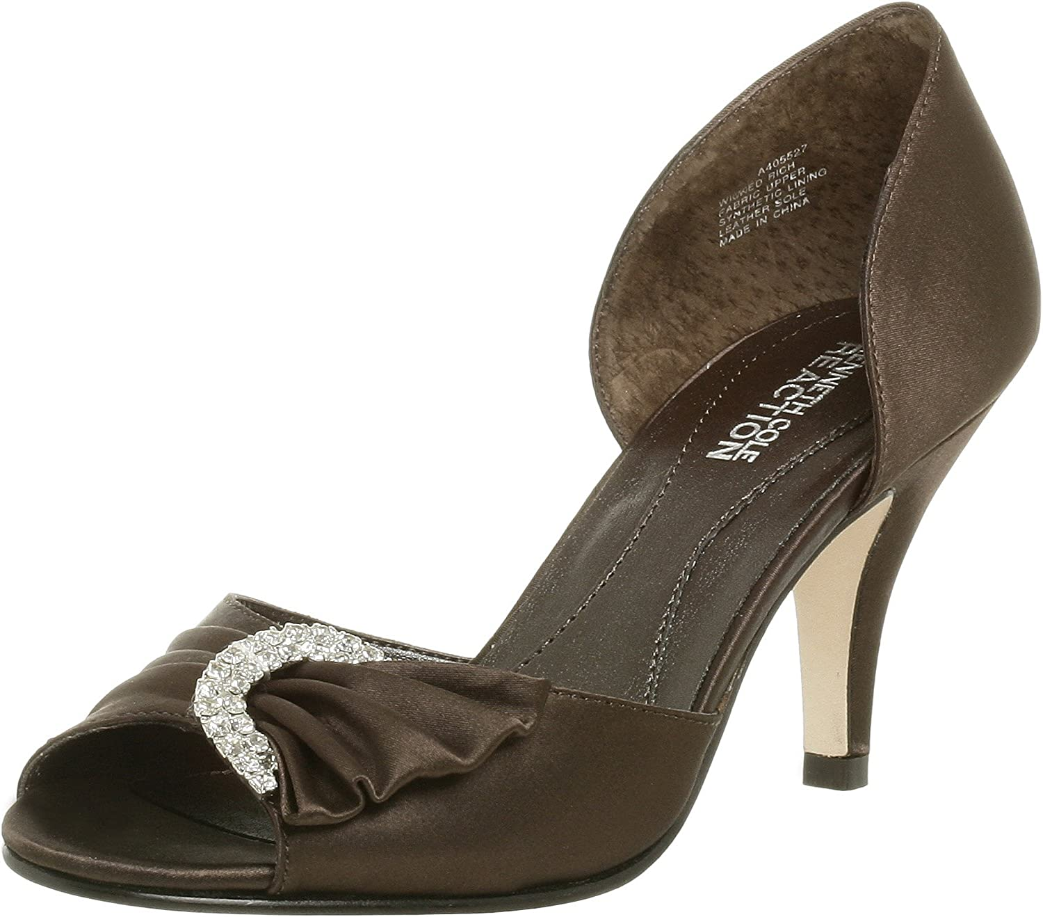 Kenneth Cole San Francisco Mall REACTION Women's Wicked Rich Pump online shop Evening