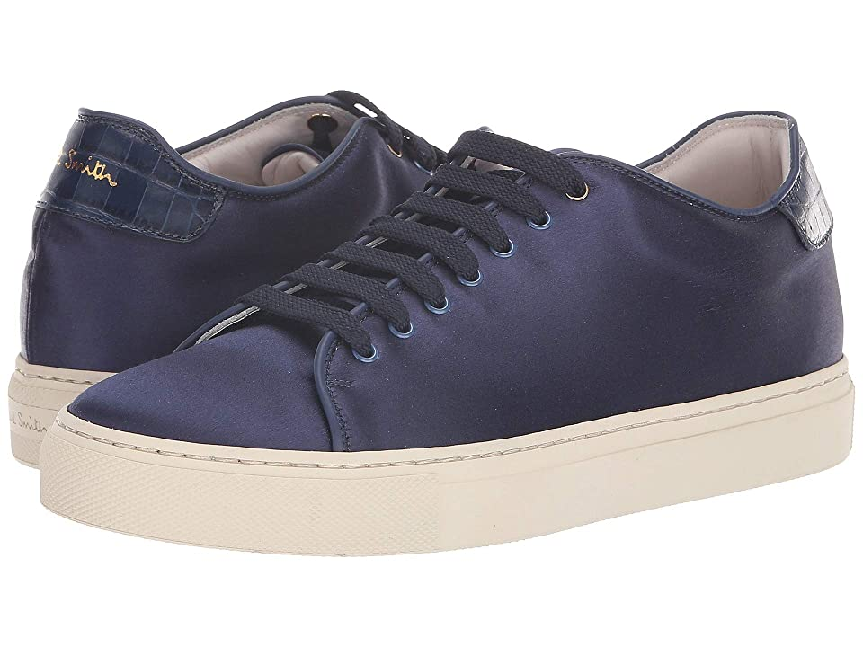 Paul Smith Basso Sneaker (Dark Navy Satin) Women