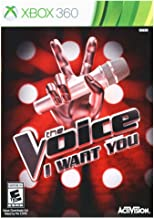 The Voice: I Want You - Xbox 360 (Software Only)