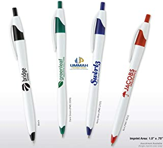 personalized ink pens no minimum