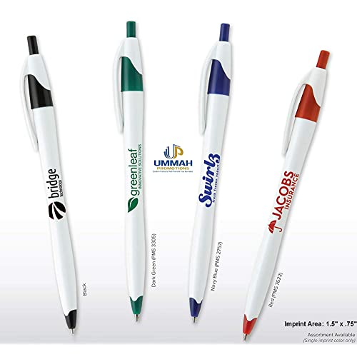 4321db8eaca6 250 Promotional Classic Click Pen Printed with Your Logo or Message