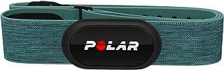 Polar H10 Sensor de frecuencia cardíaca - ANT+, Bluetooth, ECG resistente al agua con banda elastica pectoral- Azul Talla M/XXL