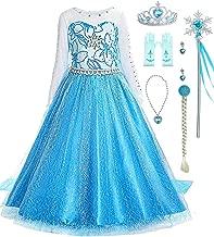 LENSEN Tech Girls Princess Costume Dress up Cosplay