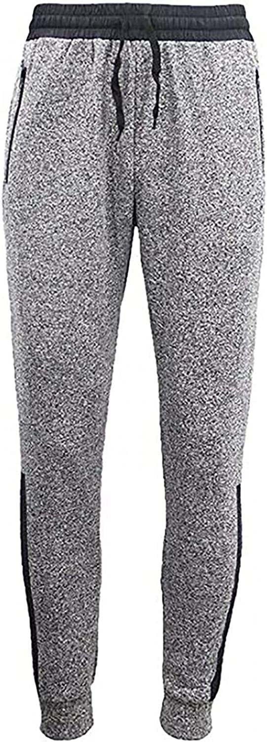 Beshion Sweatpants for Men Jogger Training Workout Pants Bottom Lightweight Soft for Active Athletic Gym with Zipper Pocket