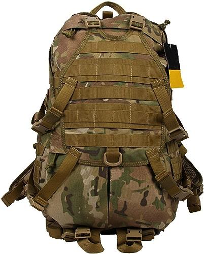 Xin.S42 L Escalade Camouflage Sac Extérieur Sac à Dos Tactique D'attaque De Terrain épaules Militaires Randonnée Sac à Dos Multifonctionnel. Imperméable à L'eau