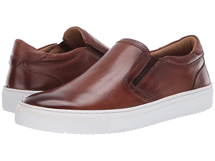 Massimo Matteo  Gore Slip-On (Bronze) Mens Slip on  Shoes