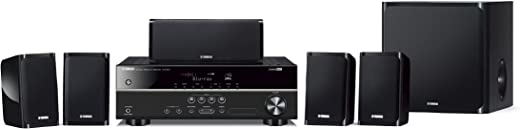 Yamaha YHT-1840 4K Ultra HD 5.1-Channel Home Theater System with Dolby and DTS