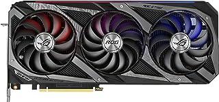 ASUS ROG Strix GeForce RTX™ 3070 Ti 8GB GDDR6X design buffed-up con prestazioni termiche