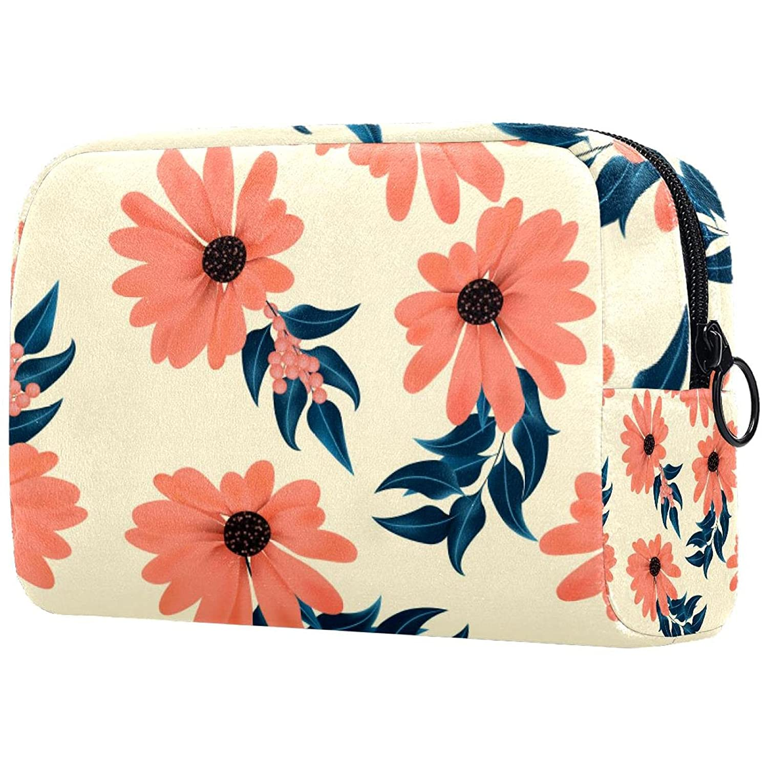 Travel NEW before selling ☆ Makeup Dedication Train Case Portable Organizer Cosmetic
