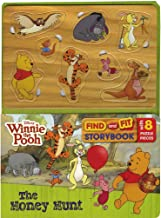 Disney Winnie The Pooh FInd and Fit story book