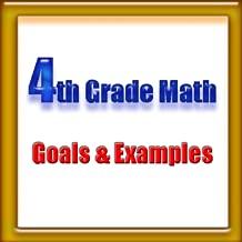 4th Grade Math, Goals & Examples