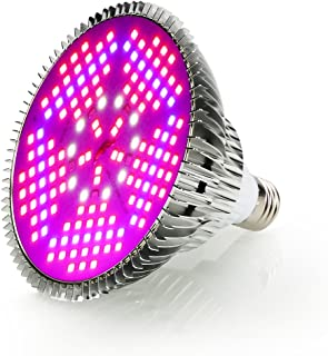 100W LED Grow Light Bulbs Full Spectrum,150 LEDs Indoor Plant Growing Lights Lamp for Vegetable Greenhouse Hydroponic, E26...