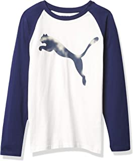 PUMA Boys' Longsleeve T-Shirt