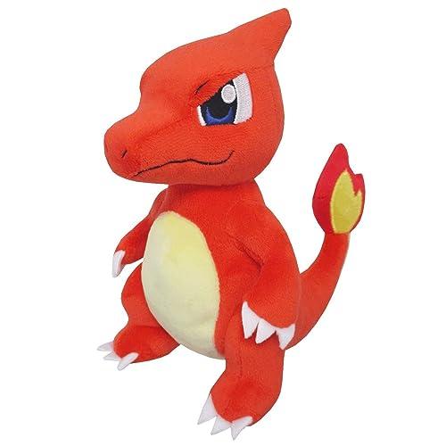 Pokemon Basic Charmeleon 3-Inch Figure Loose No Package