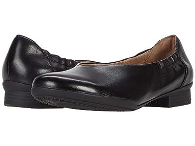 Dansko Kira (Black Aniline Calf) Women