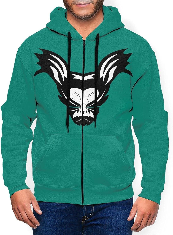 Ruporch Donnie-Darko Men's Hoodie Full Elegant New color Zip Active Sweatsh Hooded