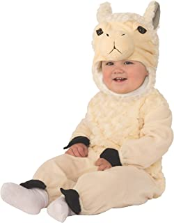 Rubies Llama Infant Tan Animal Costume