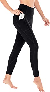 Yoga Pants for Women with Pockets High Waisted Leggings...