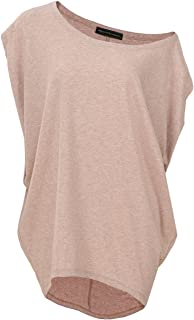 bdc77429d85d5c GLOSTORY Women s Casual Off Shoulder T Shirts Blouse and Short Sleeve Plus  Size Tops