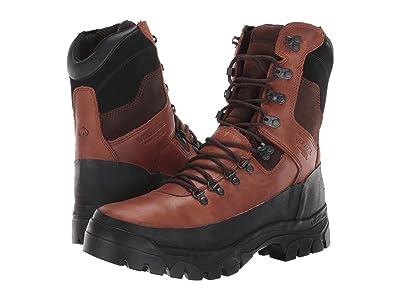 Wolverine Mountain Hunt 8 Boot (Brown) Men