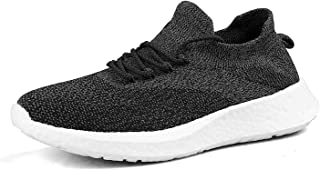 IUSTAOCN Running Shoes Lightweight Comfortable Mesh Sports Shoes Casual Walking Athletic Sneakers
