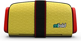Mifold Grab-and-Go Car Booster Seat, Yellow Taxi (美国顺丰直邮)