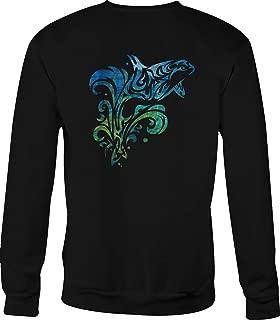Best tribal print crew neck sweatshirt Reviews