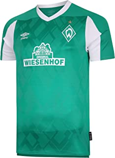 UMBRO Werder Bremen Heimtrikot 20/21 grün - XXL