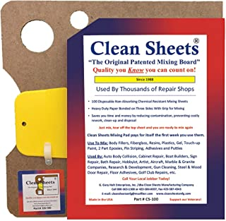 Best 3m disposable paper mixing board Reviews