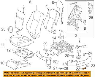 TOYOTA 84920-08010-B1 Power Seat Switch Assembly