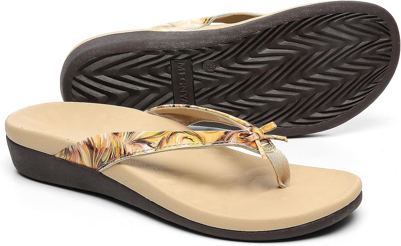 Miami Mall Womens Orthopedic Sandals with Fasciitis Bowknot Plantar Design Bargain sale