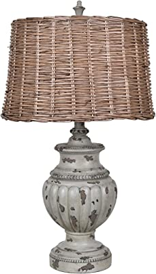 Crestview Collection CVAVP921 Adeline Table Lamp Lighting