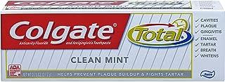 Colgate Total Original Toothpaste, Trial Size - 0.75 oz - Clean Mint