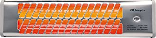 Orbegozo BB 5001 R Estufa de Cuarzo de Baño, 1500 W