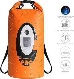 solar sack water