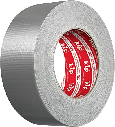 Reparaturband Silber Spetan 24 Rolle Gewebeband diffutec Panzertape 50 m x 50 mm extra stark GewebeKlebeband handrei/ßbar Isolierband Steinband Panzerband