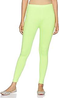 5b2f49decb3435 Greens Women's Leggings: Buy Greens Women's Leggings online at best ...