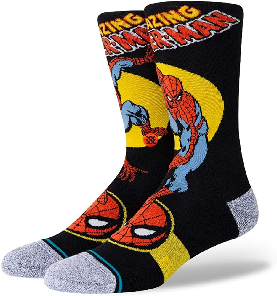 Stance Spider Man Marquee Crew Sock