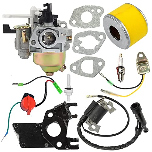 Butom GX160 GX200 5.5HP 6.5HP Carburetor with Tune Up Kit for Honda Engine WP30X