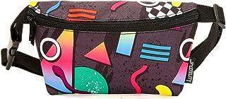 Ultra-Slim Fanny Pack: FUNKY FESTIVAL Classic Styles   Fun, Festive