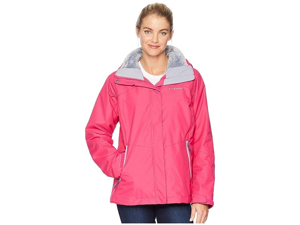 Columbia Bugabootm II Fleece Interchange Jacket (Cactus Pink/Astral) Women