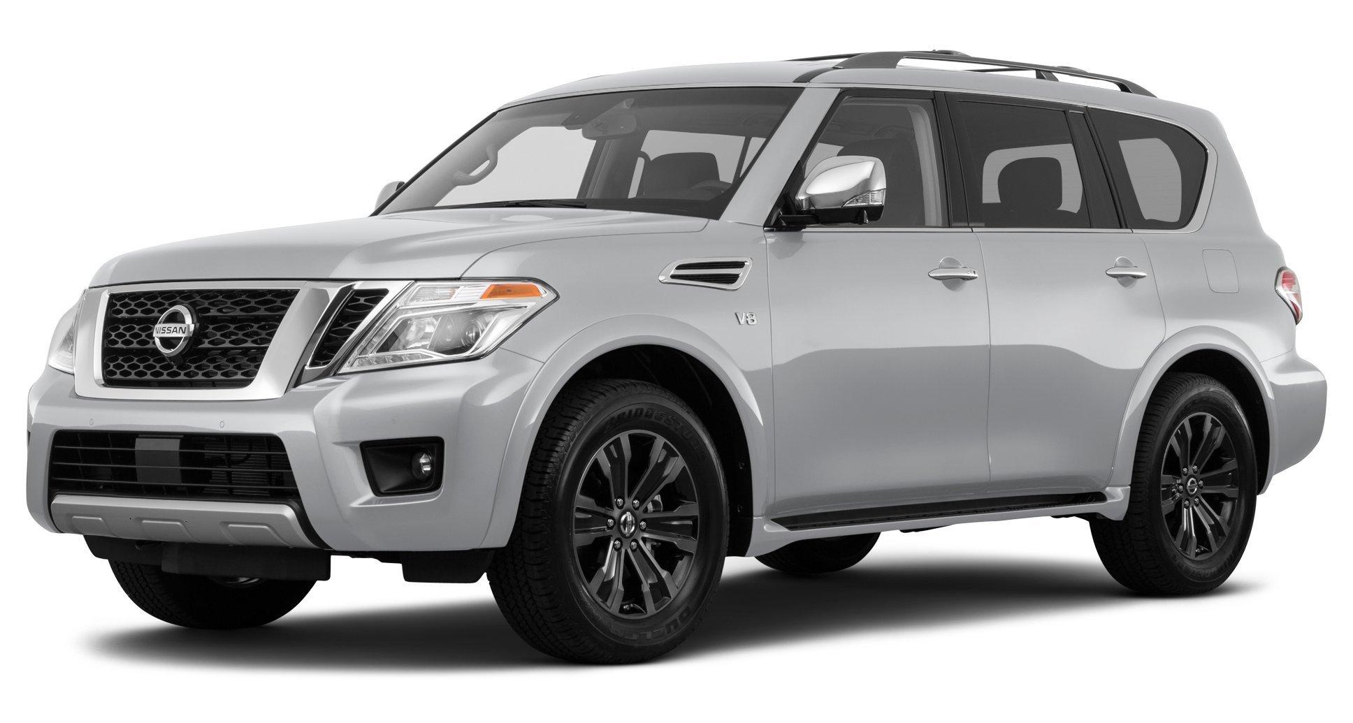 2017 Nissan Armada Configurations >> 2017 Nissan Armada