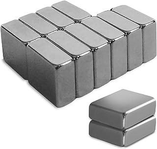 Neodym magneter från Master of Boards® i praktiskt set   för magnetskivor magnettavlor kylskåp   starkt fasthållande   4,8...
