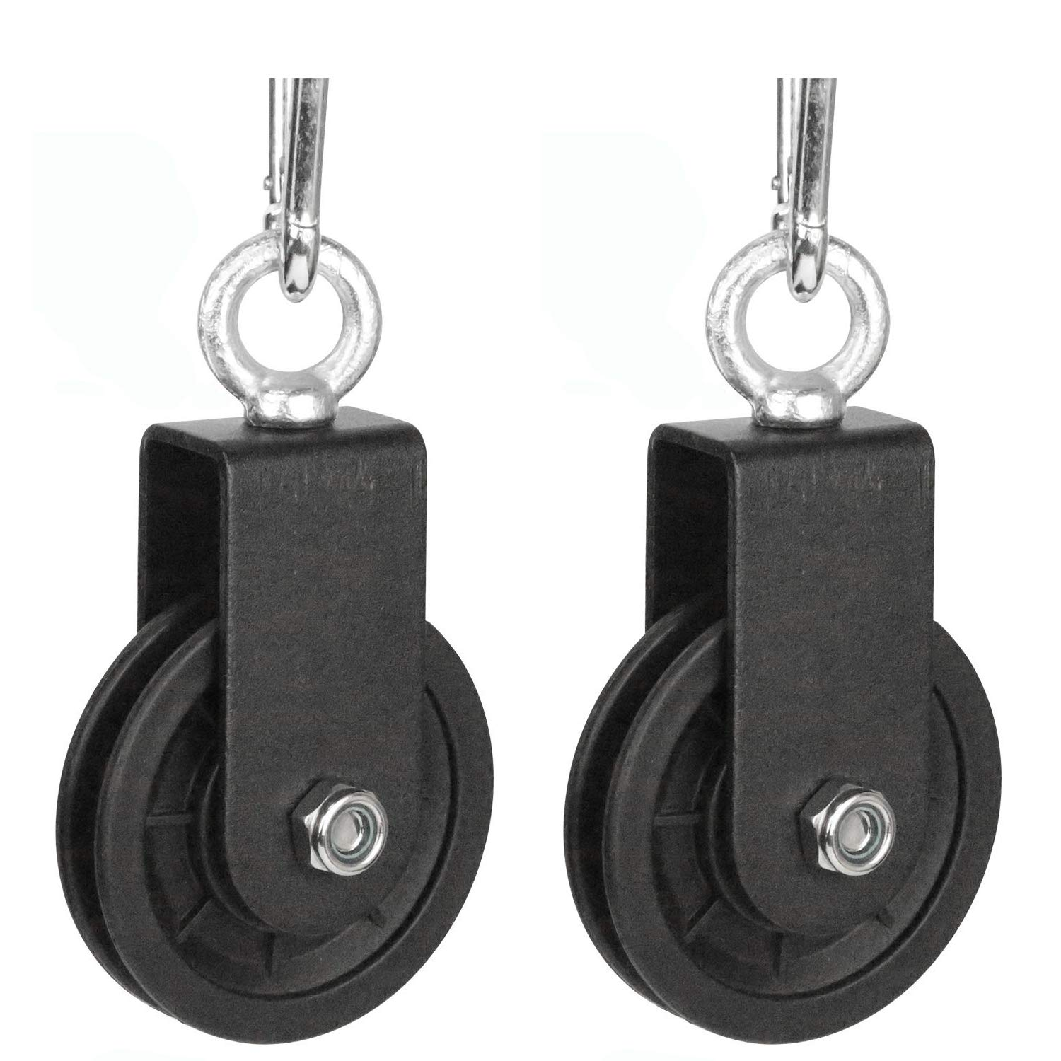 3.54 in 90 mm Silent Under blast sales Nylon Syste Fitness for Tucson Mall LAT Pulley